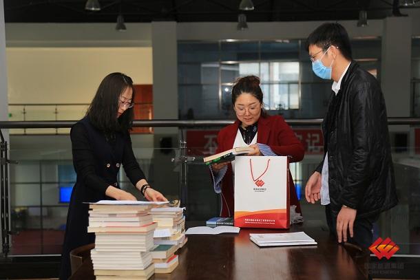 平庄煤业_平庄煤业锡林河公司组织开展捐书活动